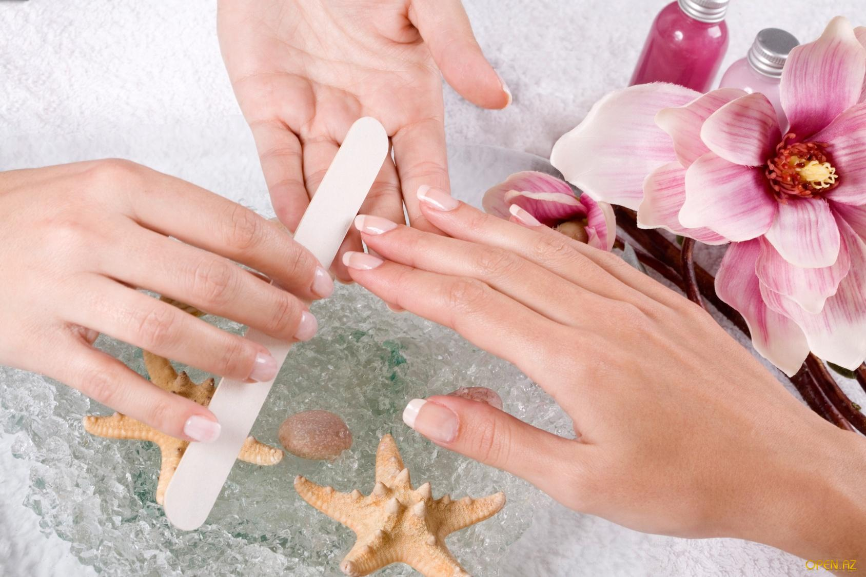 Spa Manicure | A Day Away Salon And Spa
