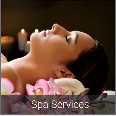 Spa Services Gift Certificates
