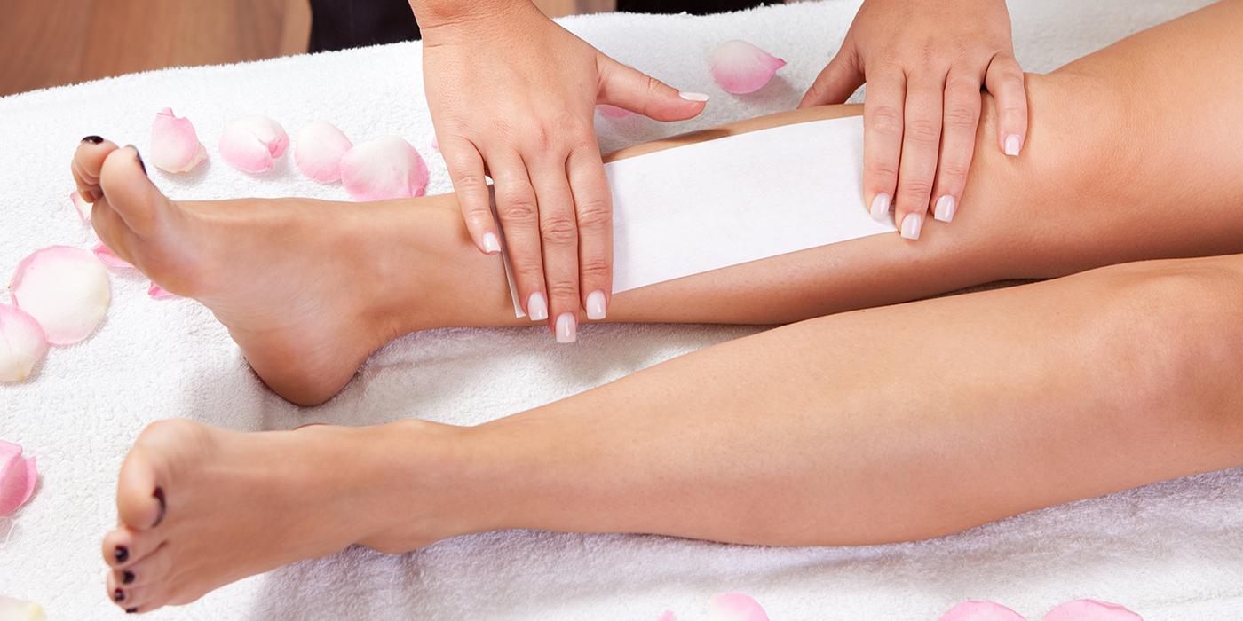 Half-Leg Wax   A Day Away Salon And Spa